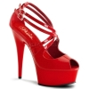 DELIGHT-612 Red Patent